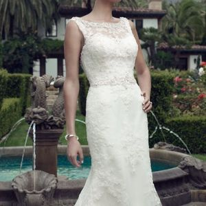 Casablanca  bridal gown 2146